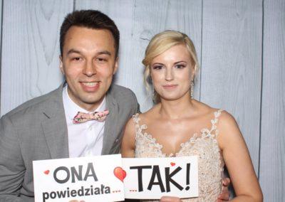 Zabezpieczony: Justyna i Łukasz